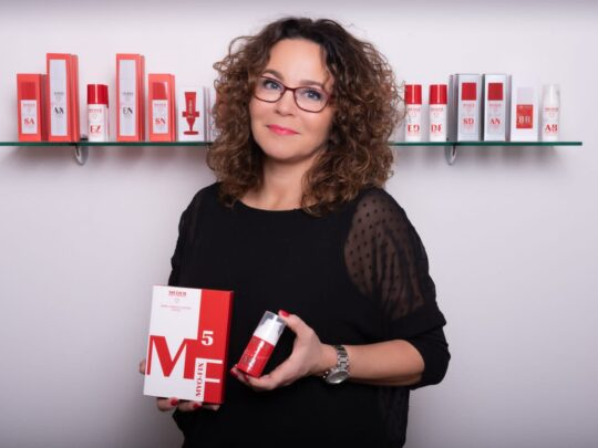 Maria Minkovich Trainer Meder Beauty Benelux